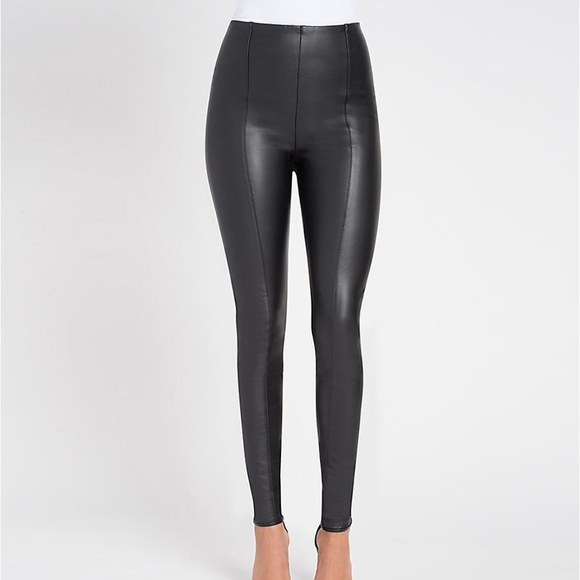 9e871897d0748d Lysse Pants   High Waist Faux Leather Leggings Stretch   Poshmark